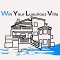 Win Your Luxurious Villa Logo