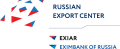 The Russian Export Center Logo
