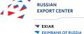 The Russian Export Center Logo