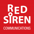 레드사이렌커뮤니케이션즈 Logo