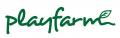 플레이팜 Logo