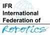 International Federation of Robotics Logo