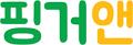 핑거앤 Logo