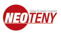 네오테니 Logo