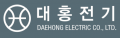 Dae Hong Electric Co., Ltd. Logo