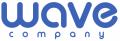 웨이브컴퍼니 Logo