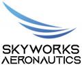 Skyworks Aeronautics Corp. Logo