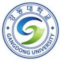 강동대학교 Logo