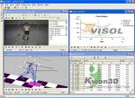 비솔(대표 이재영 http://www.visol.co.kr )은 한국산업표준(KS표준)을 제정하고 관리하는 산업자원부 기술표준원의 사이즈코리아(Size Korea) 사업에 순수 국