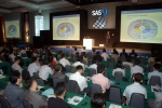SAS(쌔스)코리아(대표 조성식 www.sas.com/korea)는 오늘 힐튼호텔에서 개최한 'SAS 포럼 코리아 2005'에서 금융, 공공, 정보통신 등 각계의 CIO 및 IT