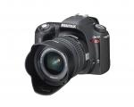 610만화소의 렌즈 교환식 디지털카메라 PENTAX *istDL