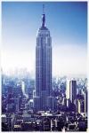 GCN 송출탑이 위치한 미국 엠파이어 스테이트 빌딩