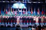 GCN 개국식에 참석한 해외 인사들
