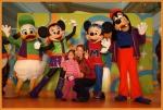 세계 순회 공연중인 디즈니 캐릭터 쇼 '점핑 잼'을 한국에 최초로 디즈니의 고전 캐릭터인 미키마우스, 미니마우스, 도날드, 구피 그리고 다람쥐 형제 칩 앤 데일로 구성된 뮤지컬 형