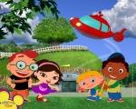 디즈니채널 (www.playhousedisneychannel-asia.com)의 새 미취학 아동 애니메이션 <리틀 아인슈타인>이 3월 4일부터 매주 주말 오후 7시에 방