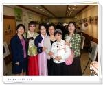 제 1회 '봄의 손짓' 시와 수필 사진전, 경방필백화점에서 개최