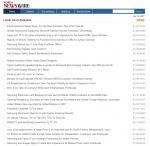뉴스와이어, 영문 보도자료 전용 사이트 오픈