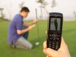 SK주식회사는 핸드폰을 통해 골프장 정보를 제공하고 비거리를 측정해주는 모바일 캐디 개념의 '폰캐디Plus' 서비스를 6월 출시했다.