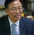 제 5회 시사문단 문학상 대상 수상자 고산지(본명 고영표) 시인