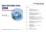 DNA Vaccines Asia 2008