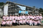 지난 26일 정/재계 주요 인사들이 참여한 서울과학종합대학원 [지속경영을 위한 4T CEO]과정 7기 회원들이 춘천시 신북읍에서 무주택 서민들을 위한 '해비타트 사랑의 집