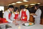 샘표식품, 신입사원 공채 요리면접 실시