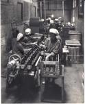 1960년대 간장생산 모습