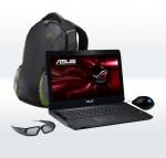 아수스, 세계 최초 3D 노트북의 신형 G53Jw 출시
