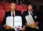 창원공고 박종현학생 한민족통일문예제전 대통령상 수상
