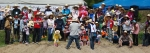 2011년 샘표 유기농 콩농장 가족 모집