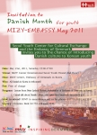 MIZY & Embassy Project 'Danish Month' Held from May 11st to June 1st at MIZY Center