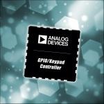 아나로그디바이스, 대형 쿼티 자판용 인터커넥트 회로를 간소화하는 프로그래머블 저전력 GPIO/키패드 컨트롤러 출시