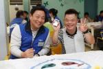 삼성SDS 고순동 사장, 장애인 시설 방문 봉사활동