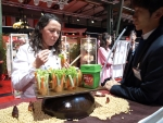 60년 발효명가 샘표(www.sempio.com, 대표이사 박진선)는 5월 3, 4일간 독일 뮌헨에서 개최되는 파인 푸드 심포지엄(Fine Food Symposium )에 참여했다