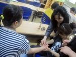 국제아로마테라피임상연구센터에서는 수원시장애인종합복지관과 함께 사랑나눔오감만족 아로마테라피 프로그램을 운영한다.