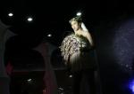 백제예술대학교 파티디자인과에서는 졸업을 맞이하여 6월 6일 현충일 오후 2시부터 4시까지 삼성동 코엑스에서 내방객들을 대상으로 웨딩(Wedding)을 주제로 한 바디플라워쇼 '죽어