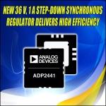 아나로그디바이,  ADP2441·DC/DC 스위칭 레귤레이터