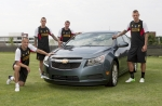 Chevrolet to be Official Automotive Partner of Liverpool FC