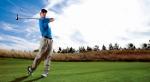 바리락스 누진다초점 안경은 골프 및 야외스포츠 활동에도 편안한 시야확보가 가능하다.