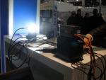 비솔 On-board LED조명 시연