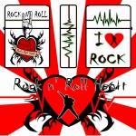 '2012 지포 라이터 디자인 콘테스트' 대상, 조재형 'Rock nRoll Heart'