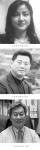 제3회 북한강문학상 제9회 풀잎문학상 수상자 사진