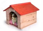 이오니스가 출시한 공기청정기능 구비한 강아지집