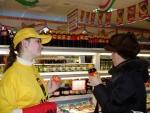러시아 마트에서 판매중인 샘표간장