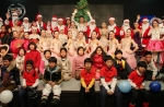 GM Korea employees hosted a Christmas party for 200 disadvantaged children from 11 local welfare ins