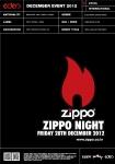 글로벌 라이프스타일 브랜드 지포(Zippo)는 올해의 마지막 금요일인 12월 28일 오후 9시 30분부터 강남 리츠-칼튼 호텔 내 클럽 에덴에서 지포 나잇(Zippo Night)