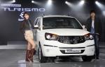 "Ssangyong Motor launches premium MLV  ""Korando Turismo"""