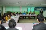 네트워크 구성단을 대상으로 사업설명회 실시(3월 7일)