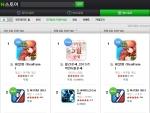 네이버 앱스토어 인기순위 TOP100에 속한 레알팜