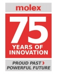 몰렉스가 창립 75주년을 맞이했다.